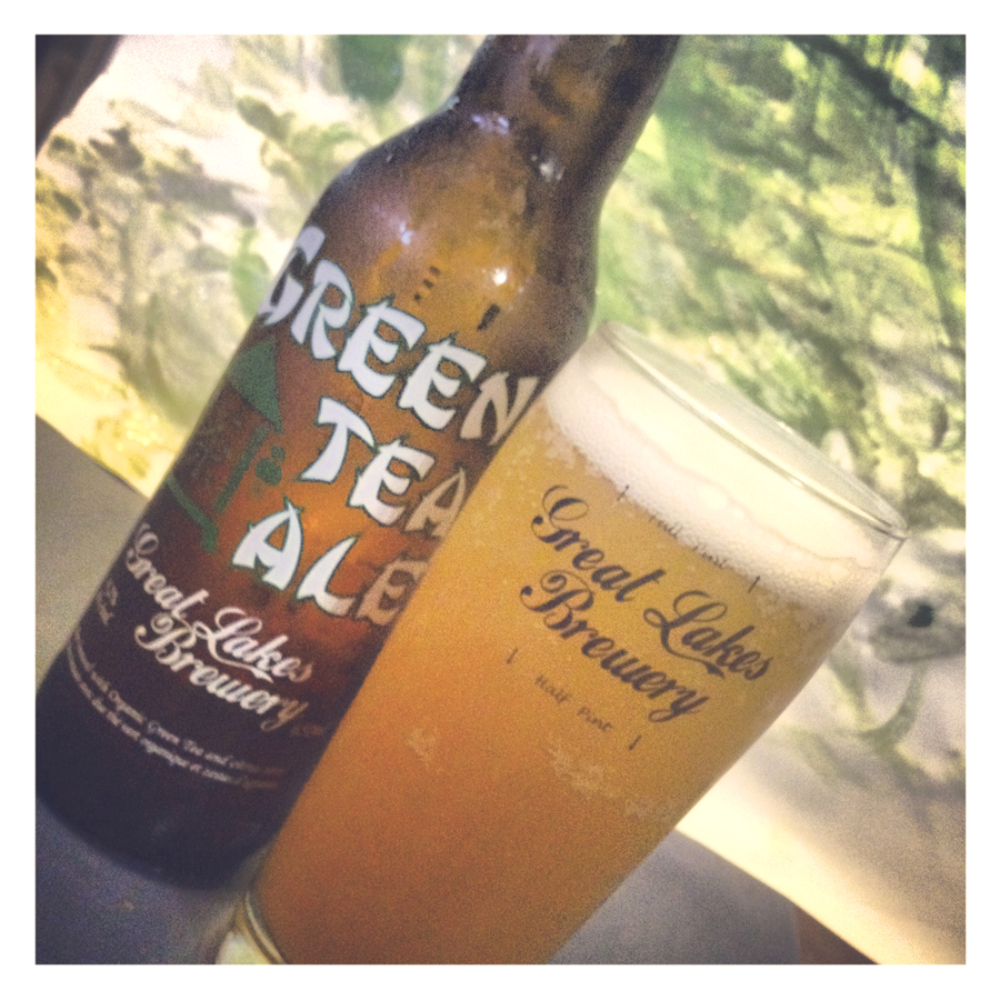 Green Tea Ale — Great Lakes Brewery