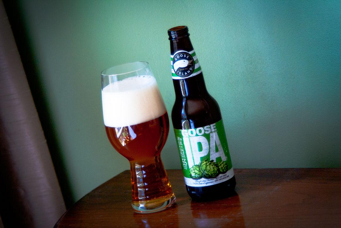 Goose IPA — Goose Island Beer Co.